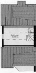 Grundriß 3-Zi-Ferienwohnung MÖWENNEST ARENDSEE, Kühlungsborn